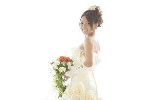 花嫁の写真素材 [FYI00148478]