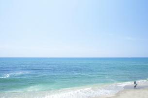 サーファーと海の写真素材 [FYI00148516]