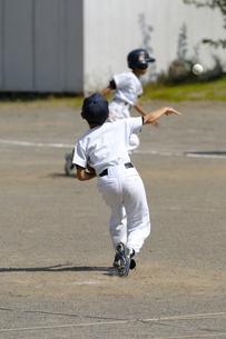 少年野球の写真素材 [FYI00148679]