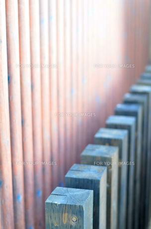 フェンスの素材 [FYI00149040]