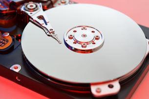 ハードディスクの写真素材 [FYI00149076]