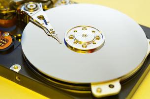 ハードディスクの写真素材 [FYI00149080]