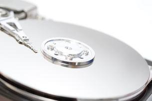 ハードディスクの写真素材 [FYI00149082]