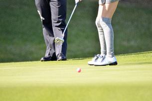 ゴルフの写真素材 [FYI00149176]