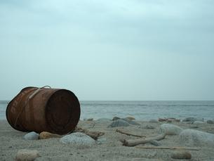 ドラム缶の写真素材 [FYI00149326]