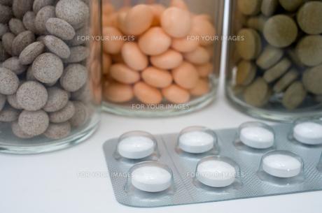 薬の写真素材 [FYI00149365]