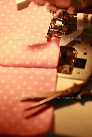 裁縫の素材 [FYI00149452]