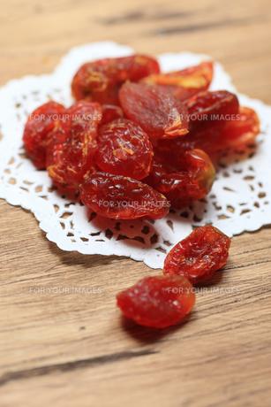 トマトのドライフルーツの素材 [FYI00149481]