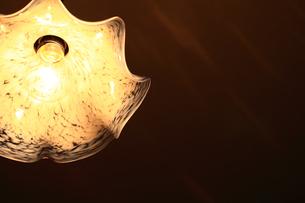 レトロなペンダントライトの写真素材 [FYI00149582]