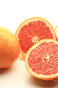 ピンクグレープフルーツの素材 [FYI00149611]