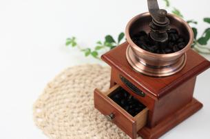 コーヒーミルの写真素材 [FYI00149652]