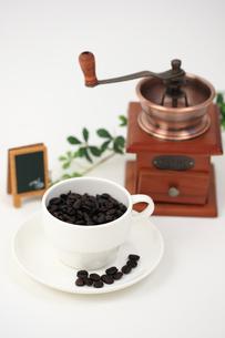 コーヒーの写真素材 [FYI00149653]