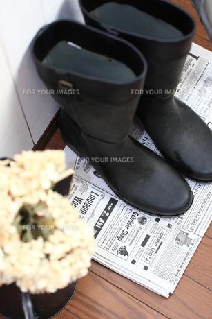 雨靴の写真素材 [FYI00149750]