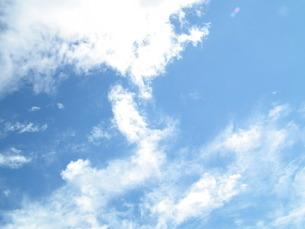 青空の写真素材 [FYI00149763]