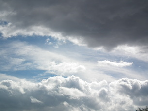 天空2の写真素材 [FYI00149767]