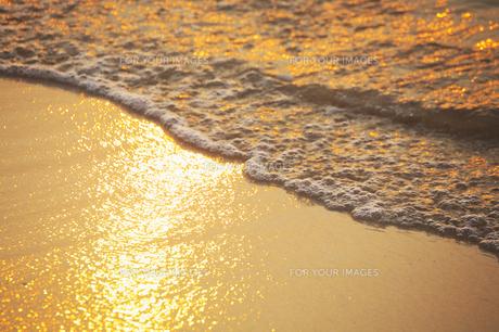 波照間島 ニシ浜ビーチの写真素材 [FYI00149801]