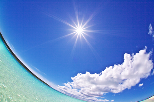 宮古島 前浜ビーチの写真素材 [FYI00149843]
