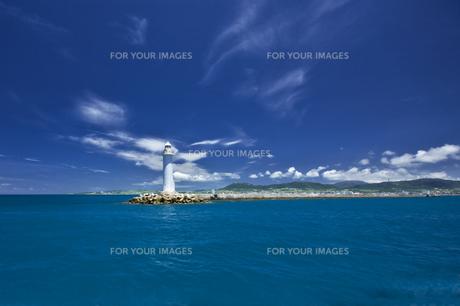 石垣島の灯台の素材 [FYI00149876]