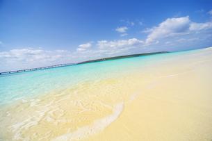 宮古島 前浜ビーチの写真素材 [FYI00149888]