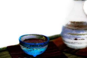 冷酒の写真素材 [FYI00149957]