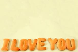 I LOVE YOUの写真素材 [FYI00150111]