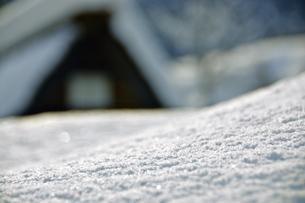 粉雪積もるの写真素材 [FYI00150211]