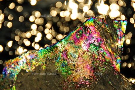 天然のステンドグラスの写真素材 [FYI00150218]