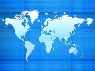 世界地図の写真素材 [FYI00150257]
