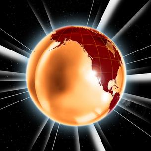 地球儀の写真素材 [FYI00150265]