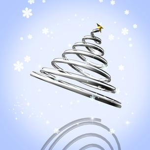 クリスマスツリーの写真素材 [FYI00150304]