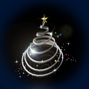 クリスマスツリーの写真素材 [FYI00150309]