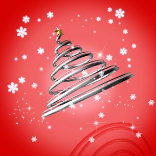 クリスマスツリーの写真素材 [FYI00150310]