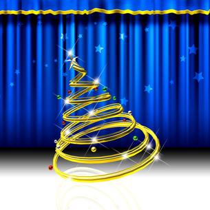 クリスマスツリーの写真素材 [FYI00150312]