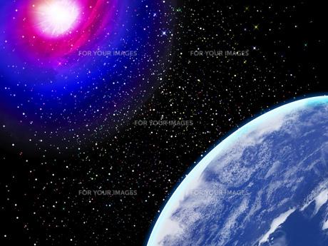 宇宙の写真素材 [FYI00150361]