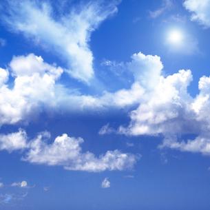空の写真素材 [FYI00150372]