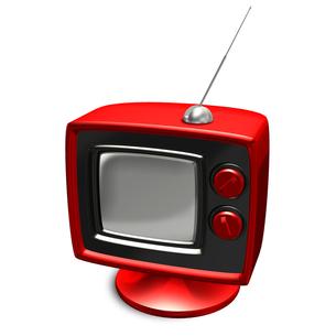 テレビの写真素材 [FYI00150377]