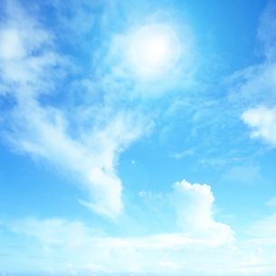 空の写真素材 [FYI00150382]