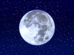 月の写真素材 [FYI00150412]