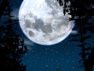 月の写真素材 [FYI00150424]