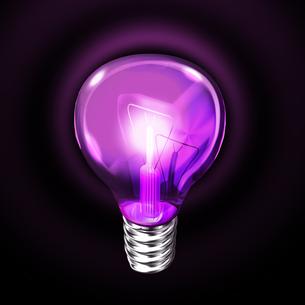 電球の写真素材 [FYI00150447]