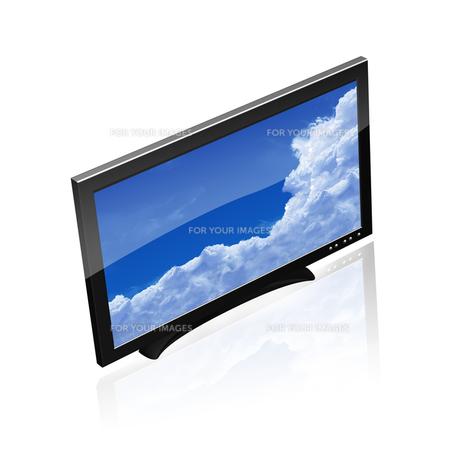 液晶テレビの写真素材 [FYI00150482]