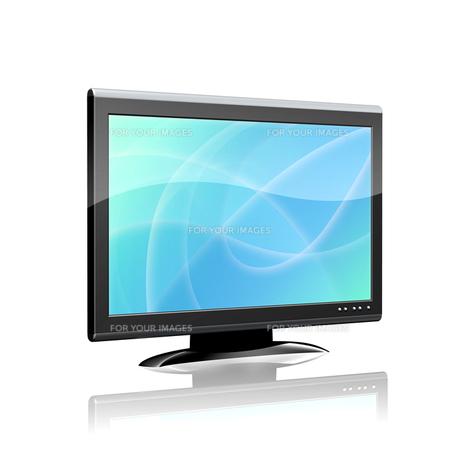 液晶テレビの写真素材 [FYI00150497]