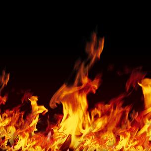 炎の写真素材 [FYI00150500]