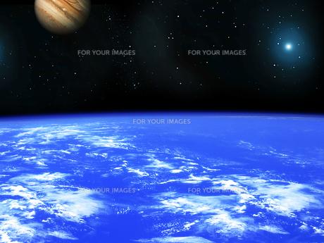 宇宙の写真素材 [FYI00150507]