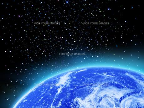 地球の写真素材 [FYI00150510]