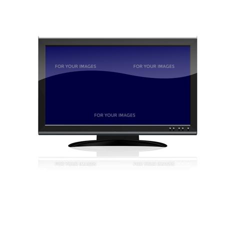 液晶テレビの写真素材 [FYI00150512]