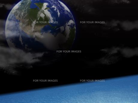 地球の写真素材 [FYI00150515]