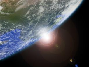 地球の写真素材 [FYI00150529]