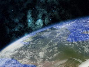 地球の写真素材 [FYI00150532]