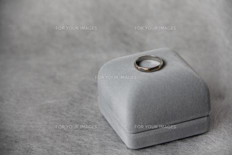 指輪の写真素材 [FYI00150890]